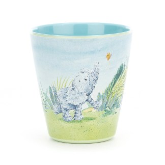 Jellycat Elephants Can't Fly Melamine Cup