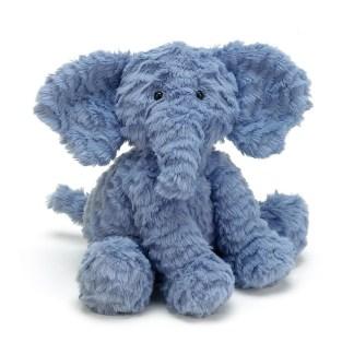 Jellycat Fuddlewuddle Elephant – Medium