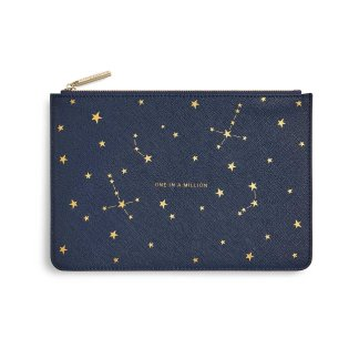 Katie Loxton Gold Print Perfect Pouch – One in a Million