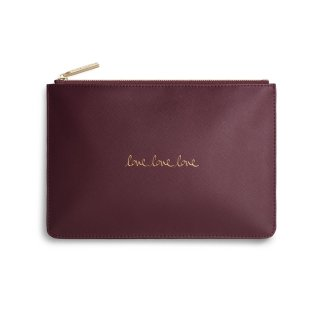 Katie Loxton Perfect Pouch – Love Love Love