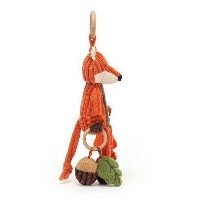 Jellycat Cordy Roy Fox Activity Toy