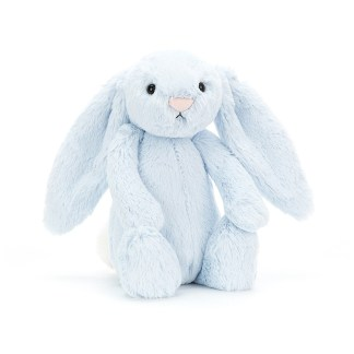 Jellycat Bashful Blue Bunny – Medium