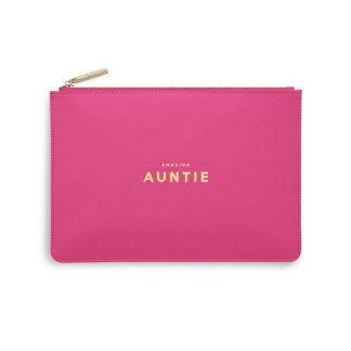 Katie Loxton Perfect Pouch – Amazing Auntie