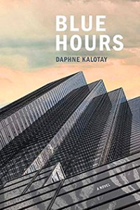 "Book Cover for ""Blue Hours"" by Daphne Kalotay"