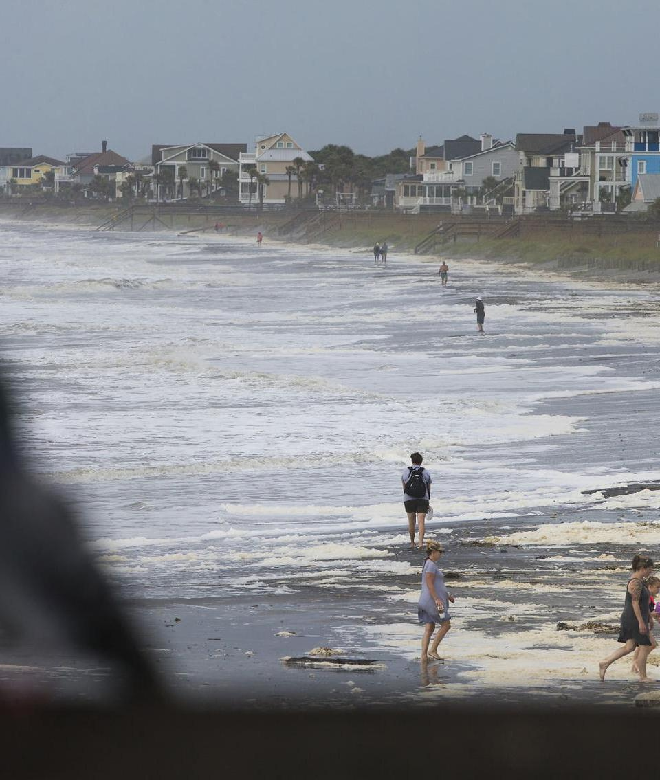 P&C Editorial: Back Folly beachfront regulations to help guard against erosion