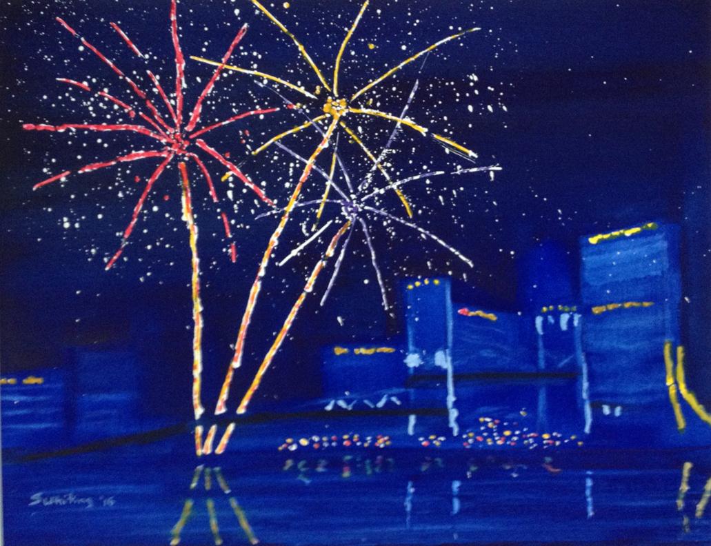 Jax Fireworks!