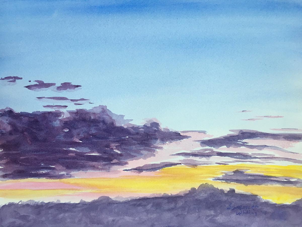 Chakra Clouds #24