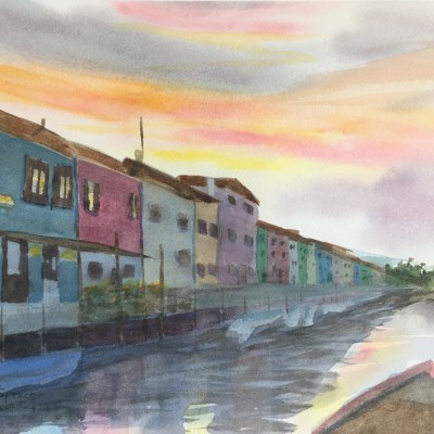 Murano street