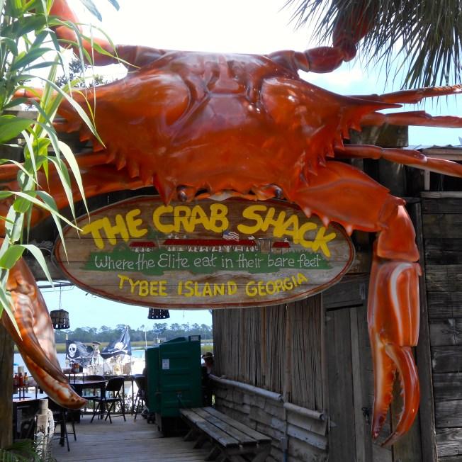The Crab Shack, Tybee Island Georgia