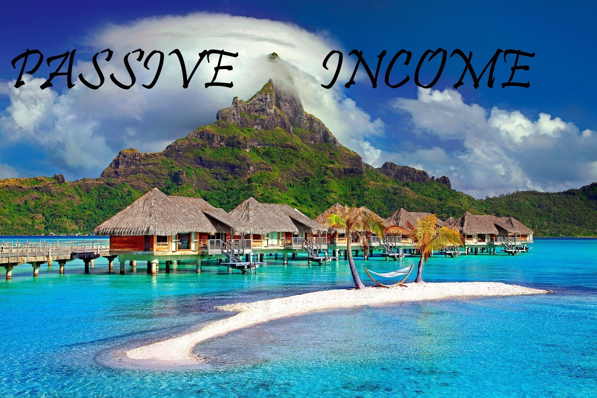 Passive Income: What is it?
