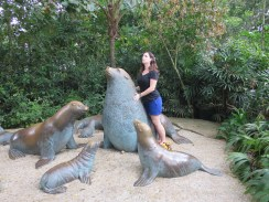 One with the sealions.