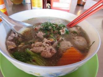 Noodle soup for the soul