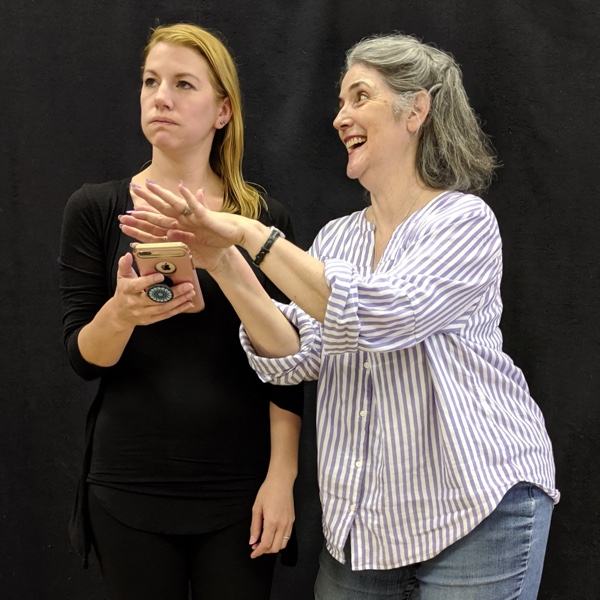 Mothers and daughters don't always see eye to eye - Brianne Tucker (Lori), Denise Norman (Claire)