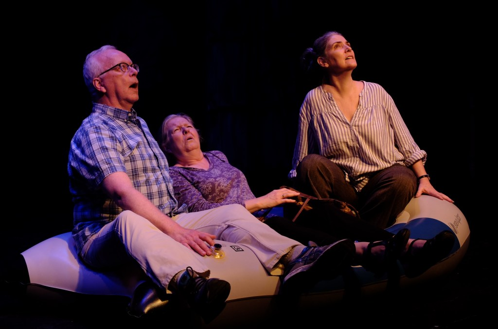 Rick Jones, Jillian Rees-Brown and Denise Norman (photo by Jamie Thompson)