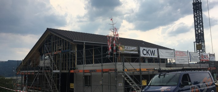 Neubau Wohnhaus Hitzkirch