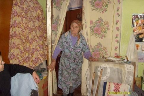 Un pasto caldo per bambini ed anziani della città di Jaworow
