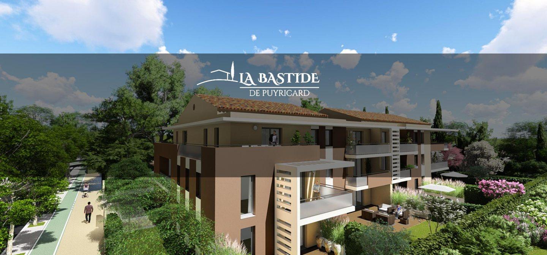 acheter un appartement à La-Bastide-de-Puyricard
