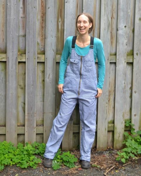 julie sperling - work overalls