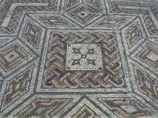Conimbriga mosaic