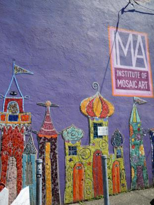 Welcome to the Institute of Mosaic Art!