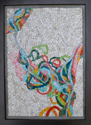 """""""Mississippi meander"""" by Julie Sperling"""
