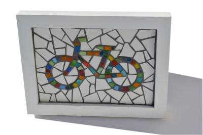 """""""Rainbow bike"""" by Julie Sperling"""