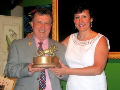 Lions Club Elects Vice President Of Speros, Heather Radtke