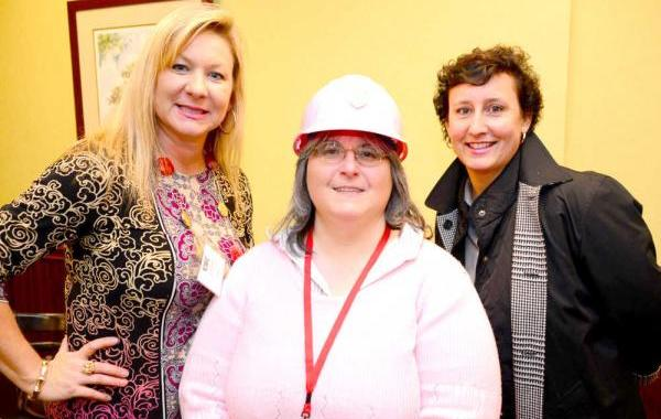 The National Association Of Women In Construction Celebrated A Mayoral Proclamation For NAWIC Week