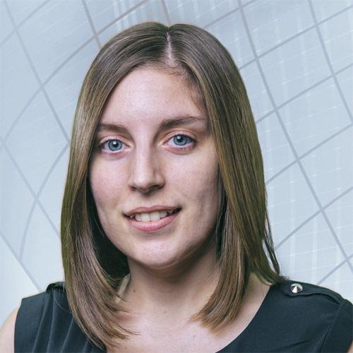 Speros Web and Graphic Designer Lauren Dingus