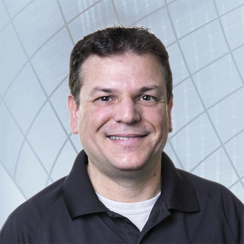 Speros IT Technician Shawn Kraft