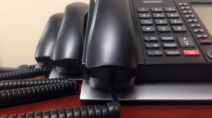 Speros Hosted Phone Systems