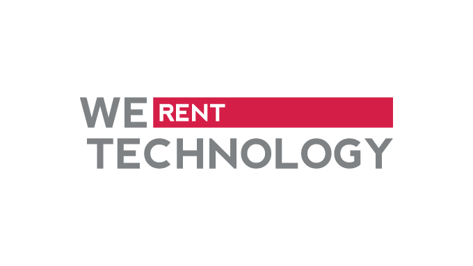 We Rent Technology Logo