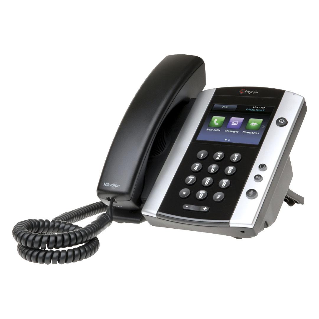 Polycom VVX 501 Desk Phone - Speros - Savannah, GA