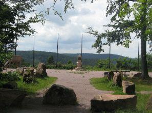 Heigenbrücken_Spessartbunddenkmal