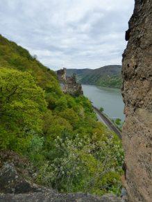 20160904_20 Vom Türmchen Richtung Burg Rheinstein