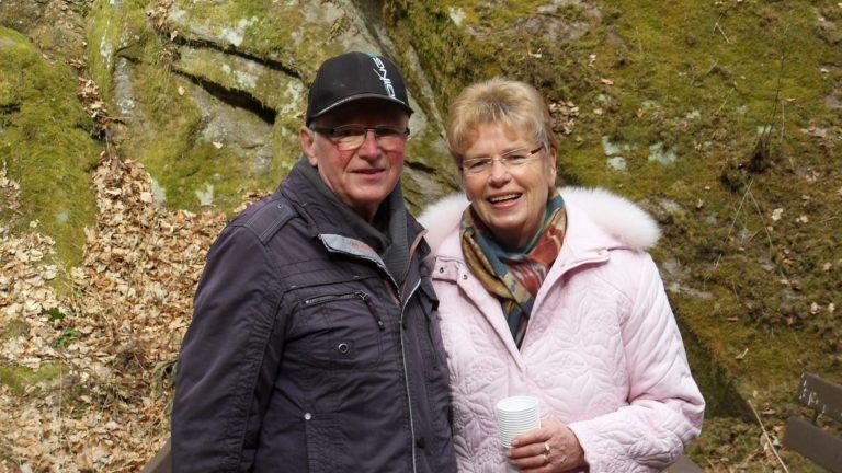 Edith und Norbert Leopold