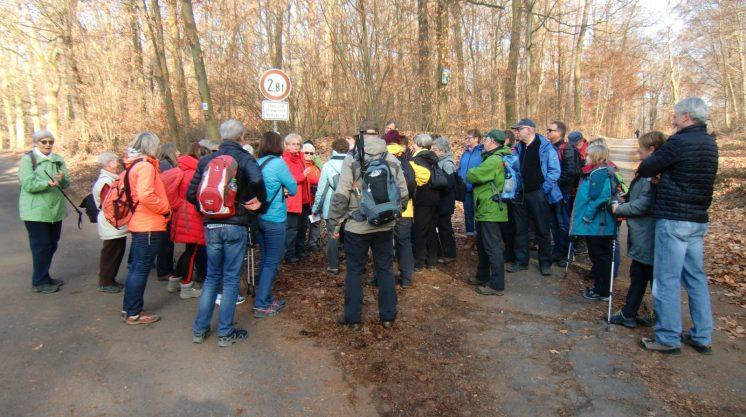 17.02.2019 – Ins Wanderheim nach Reichenbach