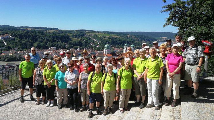 CC20190626-Auf der Veste Oberhaus mit Blick auf Passau