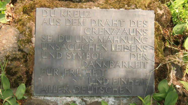 28.07.2019 - Rhön - Gedenkstätte