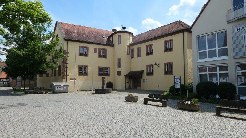 Rathaus Schöllkrippen