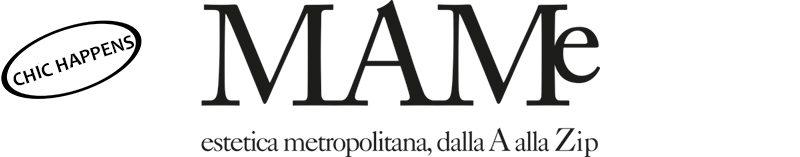 Mame Editore Estetica Metropolitana dalla A allo ZIP