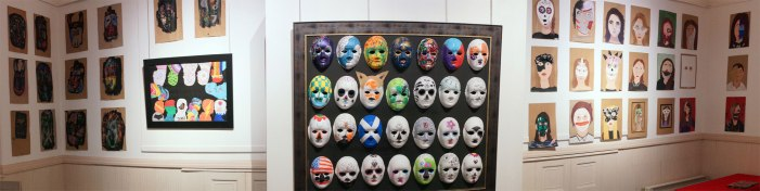Masks Iona Gallery