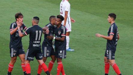 Veja o histórico de Fluminense x São Paulo - SPFC Notícias