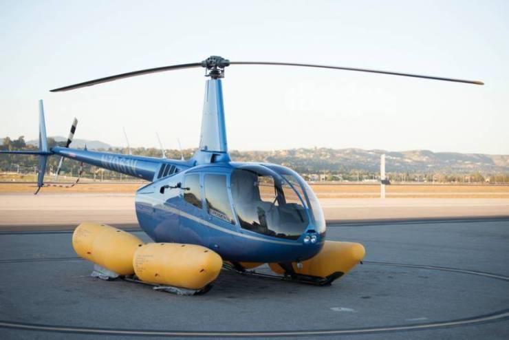 вертолеты в ремонте