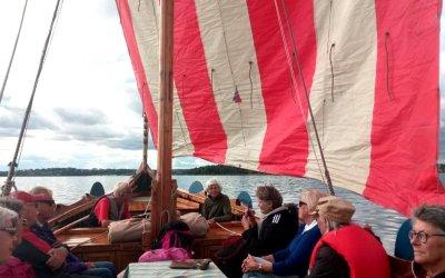 Segling med Viking Plym