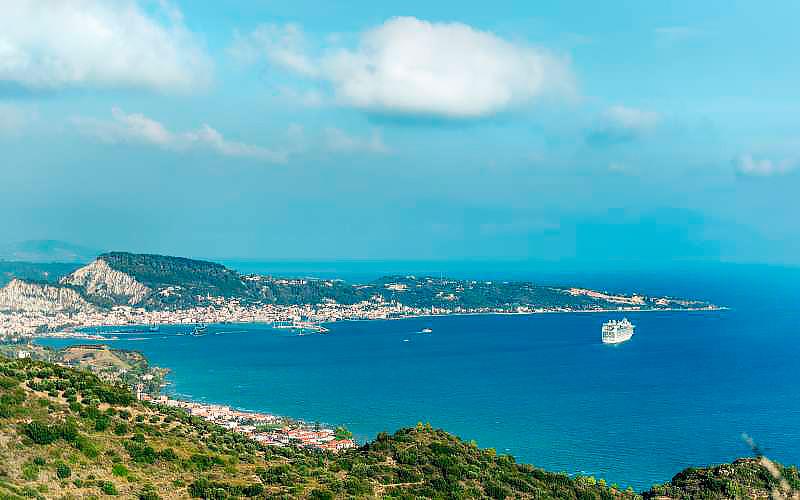 Vandringsresa till grekiska ön Zakynthos 24 september – 1 oktober