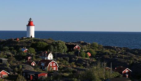 Med Evert Taubes visor – till Landsort och ön Öja