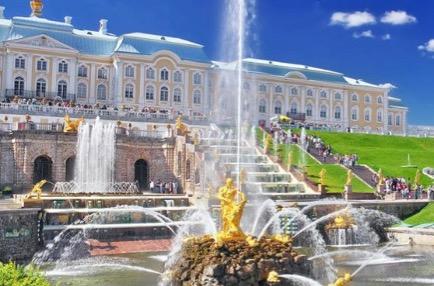 St Petersburg, Den ryska juvelen