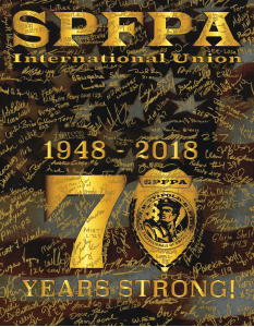 SPFPA™ (The International Union, Security, Police and Fire Professionals of America)