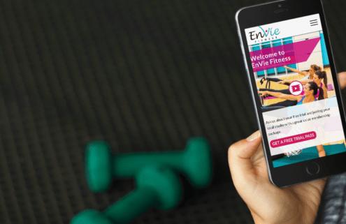 SPFsocial EnVie Fitness